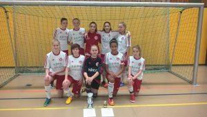 U 15 erreicht in Altendiez das Finale – Lisa Weise wird beste Turnierspielerin