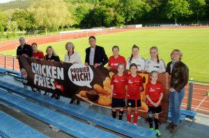 SC 13 Bad Neuenahr stellt neuen Hauptsponsor des Kurstadt Cups vor