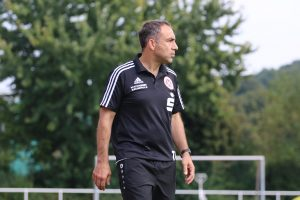War nach dem Spiel sauer: Deniz Bakir