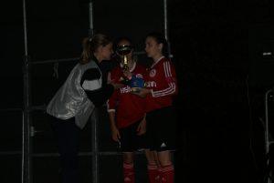 U15 Juniorinnen mit Sieg beim U17 Turnier des FSV Hilden