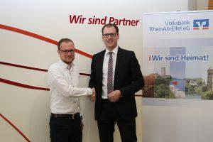 Volksbank RheinAhrEifel wieder Hauptsponsor des Kurstadt Cups