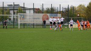 Gebrauchter Tag der wilden 13 – 0:4 beim FC Speyer