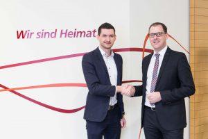 Die Volksbank RheinAhrEifel bleibt dem Kurstadt Cup als Hauptsponsor erhalten