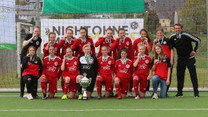 Auch die U 15 holt sich den Pokalsieg – Untere Salm Dörbach erweist sich als dickes Brett