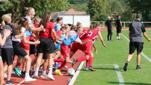 Wild, wilder, wilde 13 – 9 Tore Spektakel mit Happy End