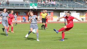 Mit einem Kantersieg weiter ungeschlagen – Wilde 13 besiegt Mitaufsteiger Ibbenbüren mit 6:0