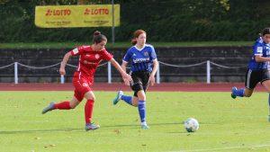 Die wilde 13 ist Tabellenführer der Juniorinnen Bundesliga West/Südwest -3:0 gegen Saarbrücken