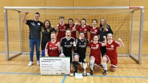 Verdienter Turniersieg für den SC 13 in Neu-Isenburg