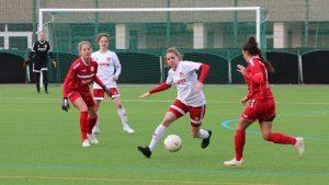 Kurstadt-Elf mit nie gefährdeten 3:0-Sieg im Testspiel gegen Fortuna Köln