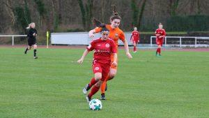 """U 17-Juniorinnen Bundesliga: """"Wilde 13"""" mit Punkteteilung beim Heimauftakt"""
