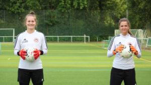 Torhüter-Duo auch weiterhin im SC 13-Dress
