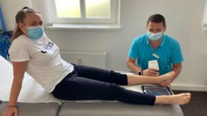 Leonie Riedewald ist verletzt – Saisonvorbereitung der Spielerin fällt aus