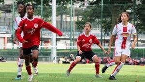 Remis ist für das Noack-Team ein Achtungserfolg U 15 trennt sich 1:1 vom 1. FC Köln U16