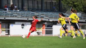 SC 13 mit Auftaktsieg Lotzien und Mäder treffen zum 2:0 Sieg gegen Saarbrücken II