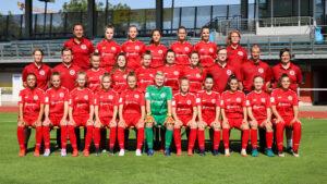Saisonende für die U 17-Juniorinnen