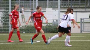 0:5-Niederlage gegen Bundesliganachwuchs von Eintracht Frankfurt